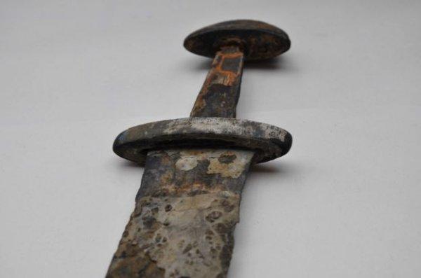 Охотник в горах Норвегии нашел меч эпохи викингов