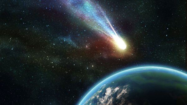К Земле летит астероид размером с два Челябинских метеорита