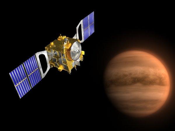 Ученые изучили аномалии темной стороны Венеры: Что