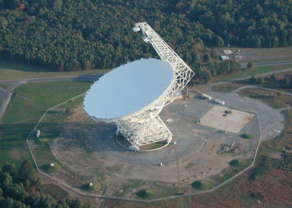 К разрушению самого большого телескопа причастны инопланетяне – Уфолог