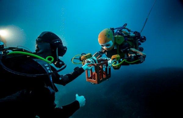 В Петербурге создадут глубоководных роботов для освоения океанов