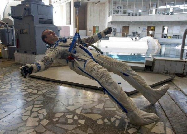 Космонавты на МКС стали жертвами галлюцинаций