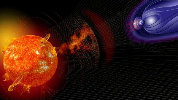 Астрофизики: Необходима защита Земли магнитным щитом