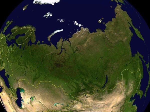 Российские ученые предсказали раскол Евразии на две части