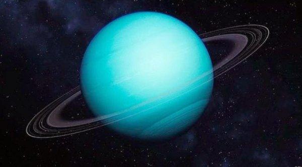 Астрономы заметили изменения на поверхности Урана