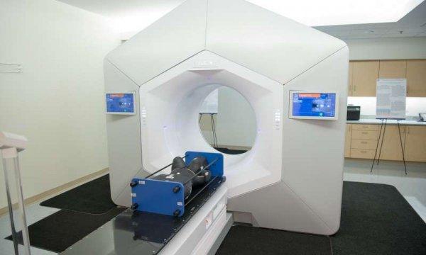Учёные протестировали технологию Varian Halcyon для лечения рака