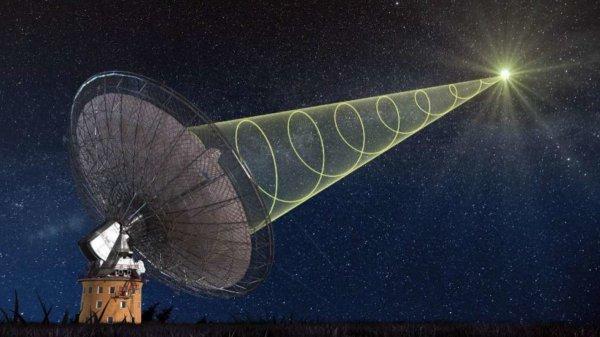 Ученые сообщили, что радиосигналы пришельцев возникают в ночном небе каждую секунду