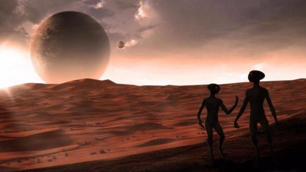 Ученые заявили, что инопланетный разум существует в форме искусственного интеллекта