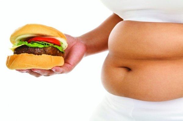 Американский ученый приравнял ожирение к никотиновой зависимости