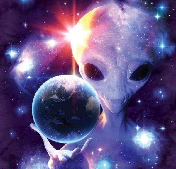 Ученые сообщили, что Землю могут захватить пришельцы в любой момент