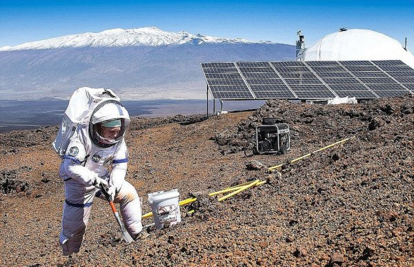 На Гавайях подошел к концу эксперимент по имитации жизни на Марсе
