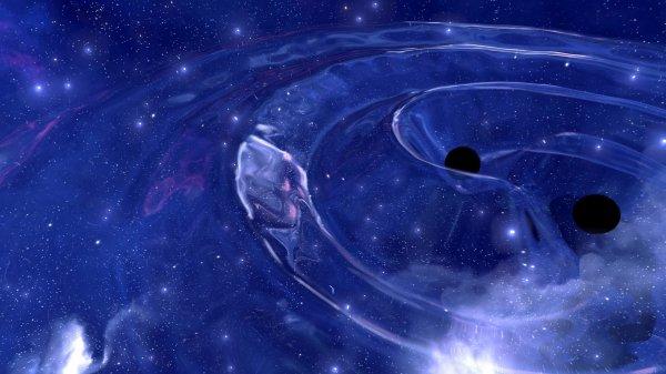 Астрономы из Индии и США обнаружили ближайшую к Земле двойную чёрную дыру