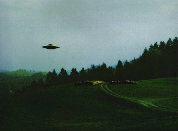 В Сети появились новые снимки очередного охотника за НЛО