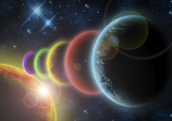 В Петербурге в октябре состоится «парад планет» с Венерой, Меркурием и Марсом