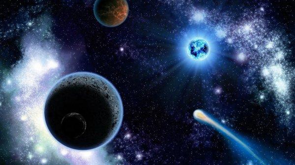 Астрономы нашли звезду, которая «съедает» свои планеты