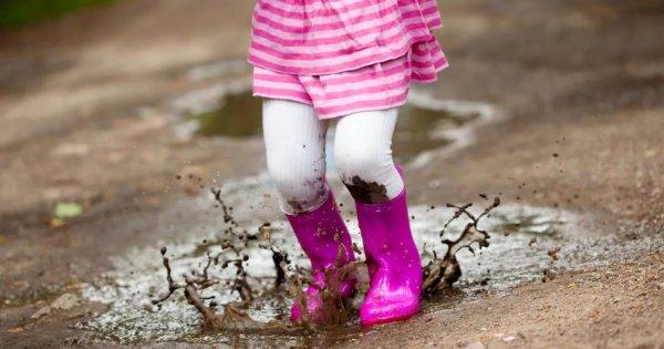 Ученые выяснили, что грязь полезна для здоровья детей