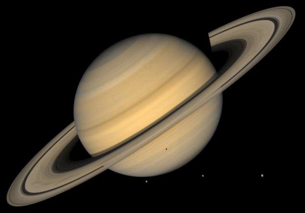 Учёные обнаружили в кольцах Сатурна «котиков» Гарфилда, Пушистика и Носочка