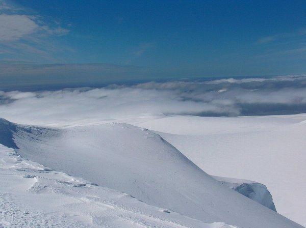 В Западной Антарктике образовался айсберг площадью 250 кв. км