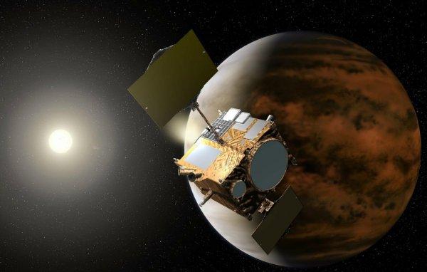 Эксперт: Пришельцы побывали на Венере