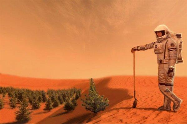 Ученые указали на наиболее подходящие места для колоний на Марсе и Луне