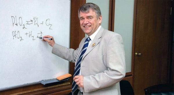 Главой Сибирского отделения РАН стал академик Пармон