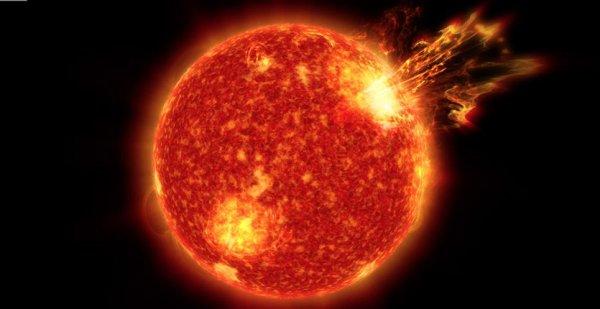 Земля находится под воздействием сильнейшей магнитной бури