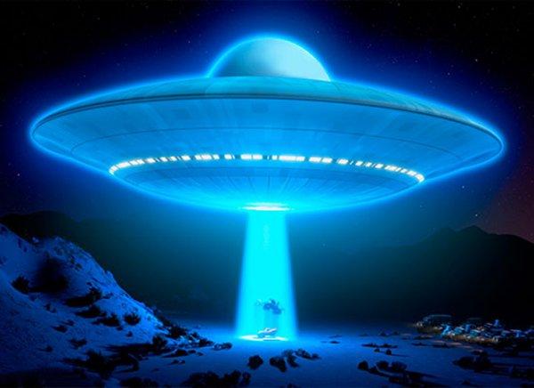 Уфологи сообщили об отряде НЛО, мчащемся к Земле