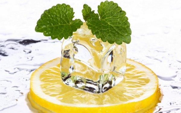 Ученые: Сочетание лимона со льдом способствует отравлению