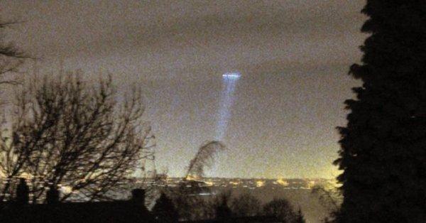 Загадочный неопознанный летающий объект увидели жители Пятигорска