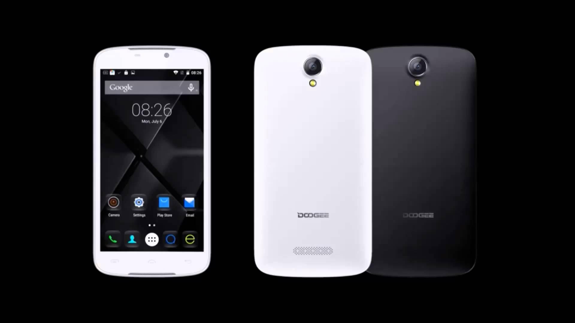 Оригинальные АКБ для смартфонов Doogee X6