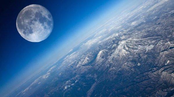 Ученые ESA хотят построить на Луне деревню