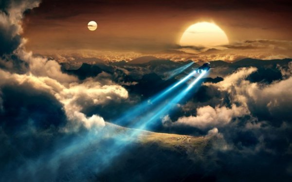США отправляли делегацию на планету гуманоидов Серпо: NASA давно сотрудничает с пришельцами