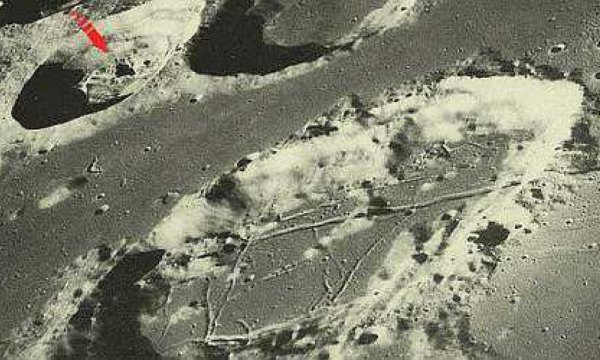 Гигантский полупрозрачный НЛО навис над США: Инопланетяне проводят разведку перед декабрьским нападением?