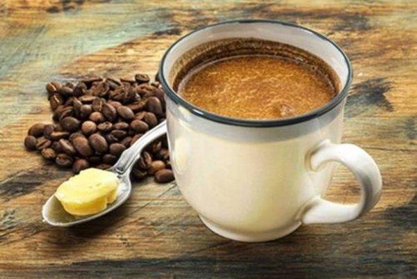 Ученые сообщили, что кофе с маслом может помочь сбросить вес: Жир ускоряет обмен веществ