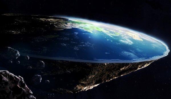 Космонавты из России ответили на предположение о «плоской Земле»