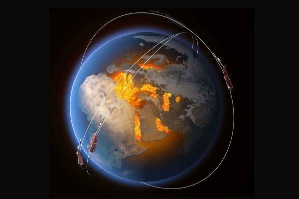 Ученые планируют построить магнитный щит на орбите Земли