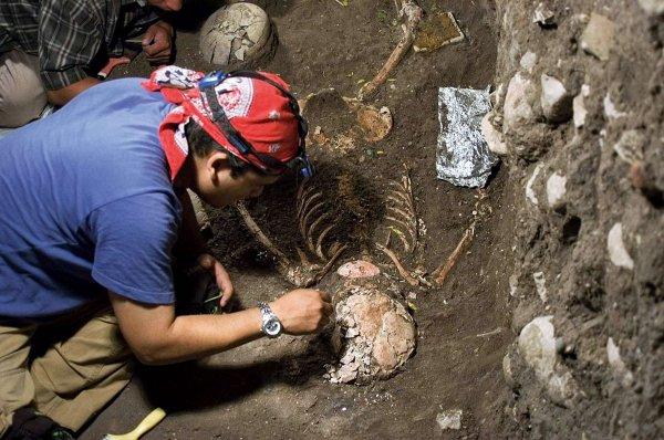 Первые жители России еще 34 тысячи лет назад избегали инцеста