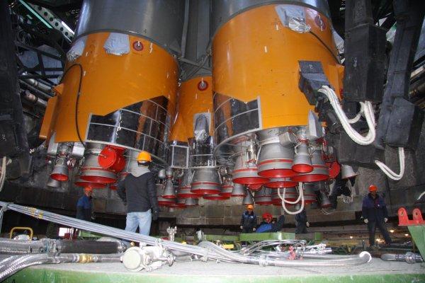 Роскосмос разработал «дешевый» проект ракеты «Энергия-5.1»