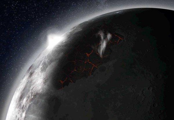 Луна обладала атмосферой и посещалась НЛО: О чём узнали в NASA