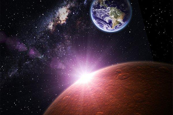 Обломки НЛО обнаружили на Марсе: Какие сюрпризы преподносит планета