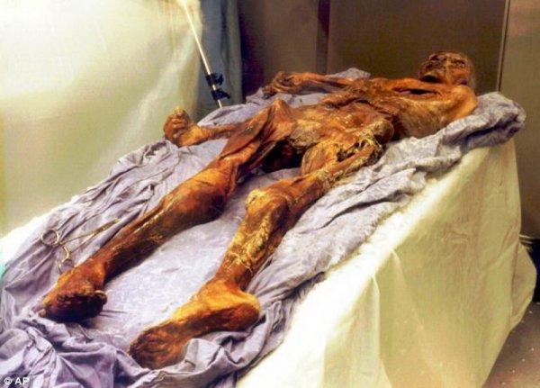 Ученые обнаружили возможную родину «альпийского ледяного человека»