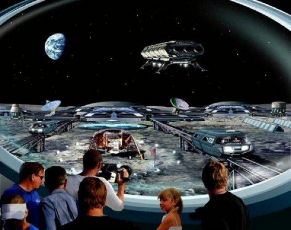 Руководитель Blue Origin пообещал запустить туры для космических туристов в 2019 году