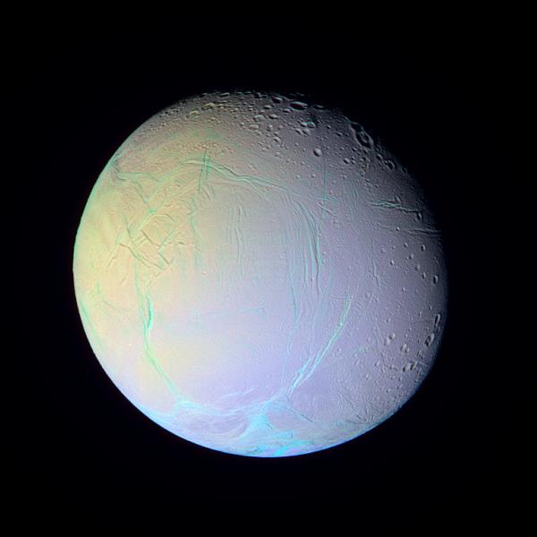 На спутнике Сатурна возможна жизнь