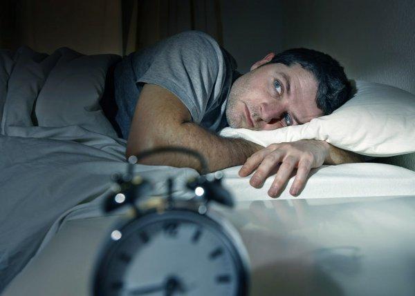 Проблемы со сном меняют характер, утверждают ученые