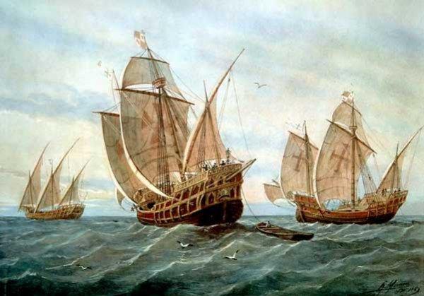 Ученые продолжают поиск судов из первой экспедиции Колумба