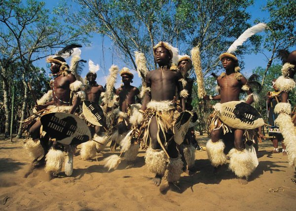 Ученые: Первобытные люди из Африки мигрировали из-за климата