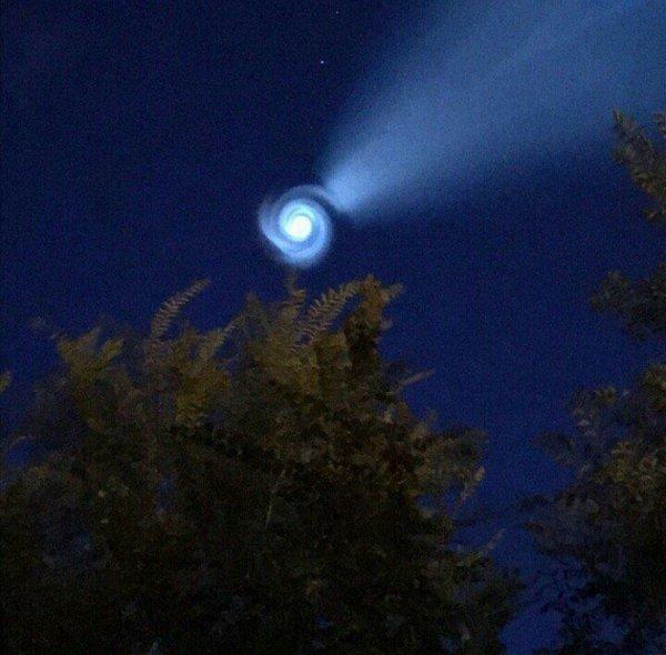 В Сети появился ролик полета НЛО над Луной