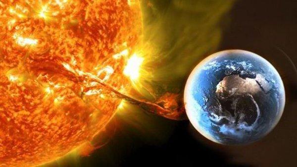 13 октября на Землю обрушится сильнейшая магнитная буря