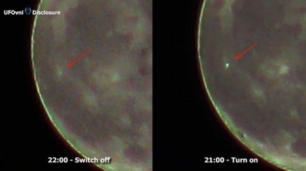 Оптические сигналы пришельцев были зафиксированы на Луне: Что пытаются нам сообщить пришельцы?