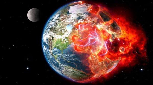 Солнце уничтожит Землю через 30 лет — Ученые